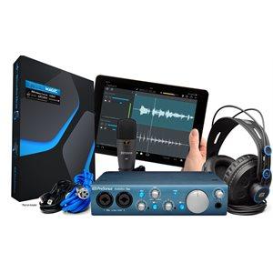 PRESONUS - AudioBox iTwo Studio - kit d'enregistrement