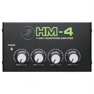 MACKIE - 4-WAY HEADPHONE AMPLIFIER