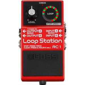 BOSS - RC-1 - LOOP STATION