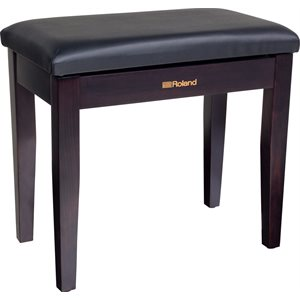 ROLAND - RPB-100RW - Piano Bench with Storage Compartment - Rosewood