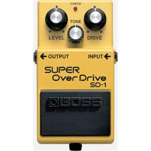 BOSS - SD-1 - Super OverDrive