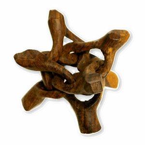 SONGBIRD - support d'ocarina en bois