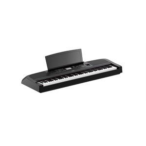 YAMAHA - DGX670 Digital Piano 88 KEY - Black